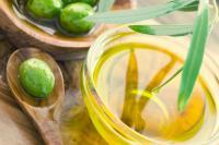 Foto Olio di oliva per il Gatto stitico