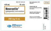 Foto Gabapentin (Neurontin) - Farmaci per Cani e Gatti